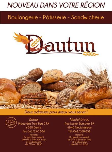 boulangerie dautun
