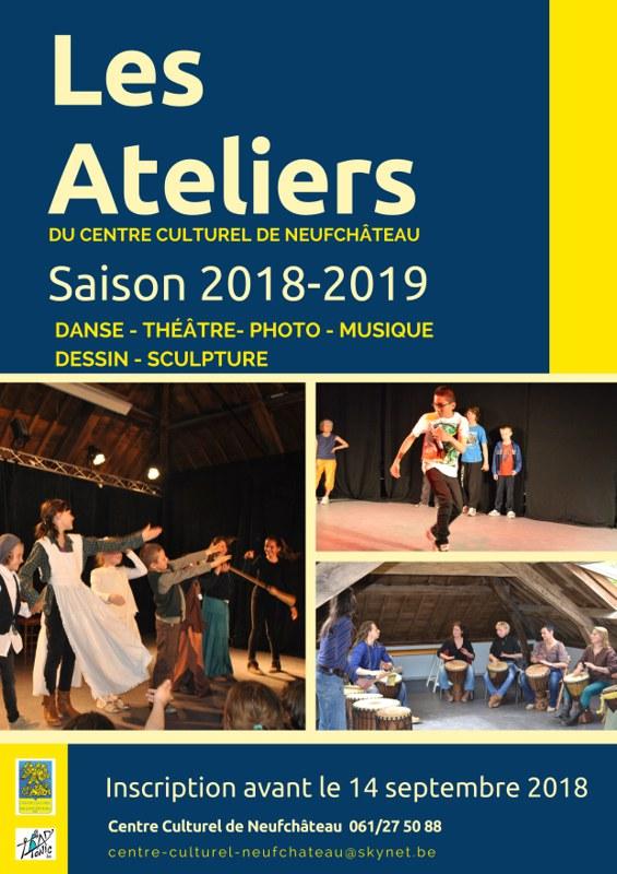 Atelier 2018 2019