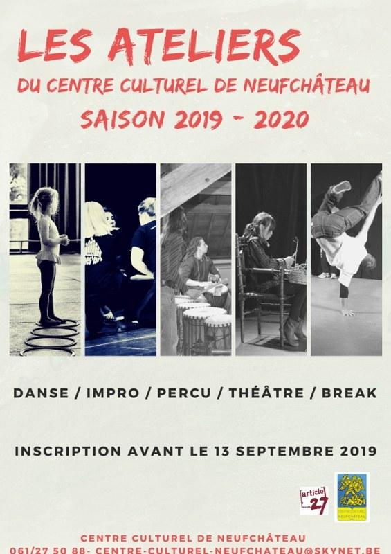 Les Ateliers 2019