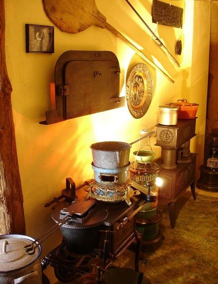 Musée vie rurale