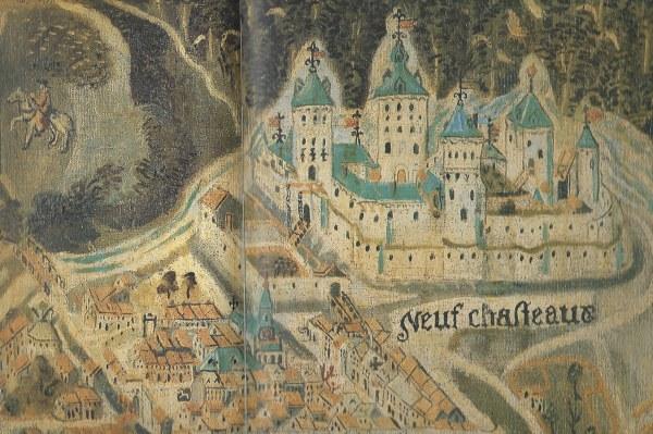 carte d'Arenberg