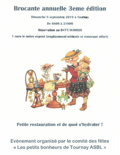 brocante Tournay