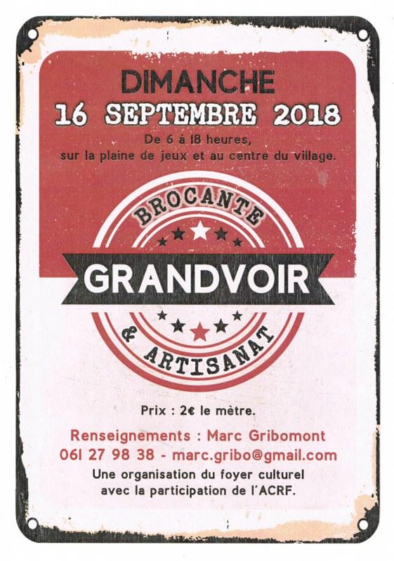 brocante Grandvoir