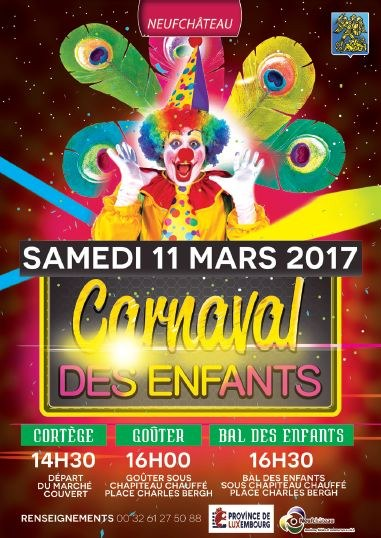 carnaval enfants