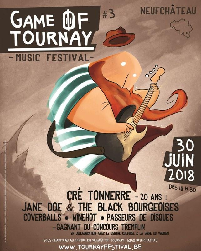 game of Tournay