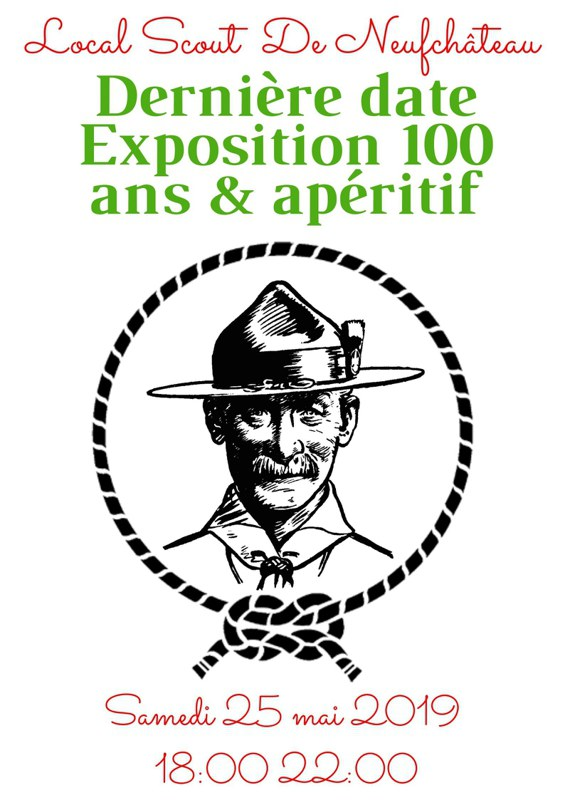 Expo 100ans scouts