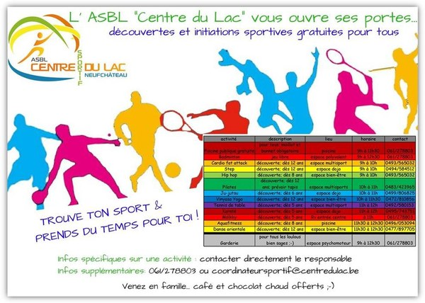 sport gratuit