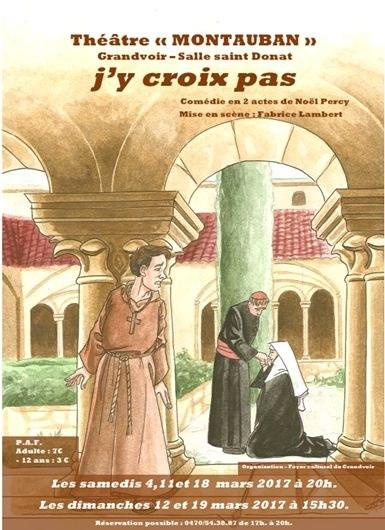 theatre de Grandvoir