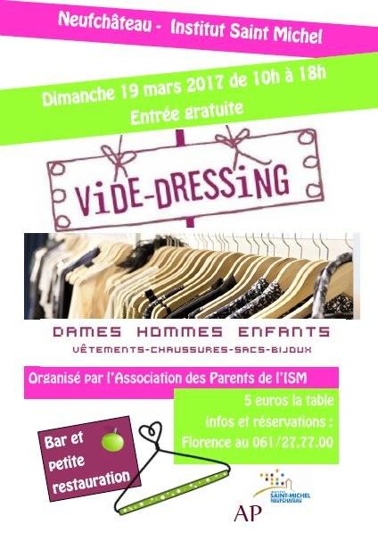 vide dressing ISM