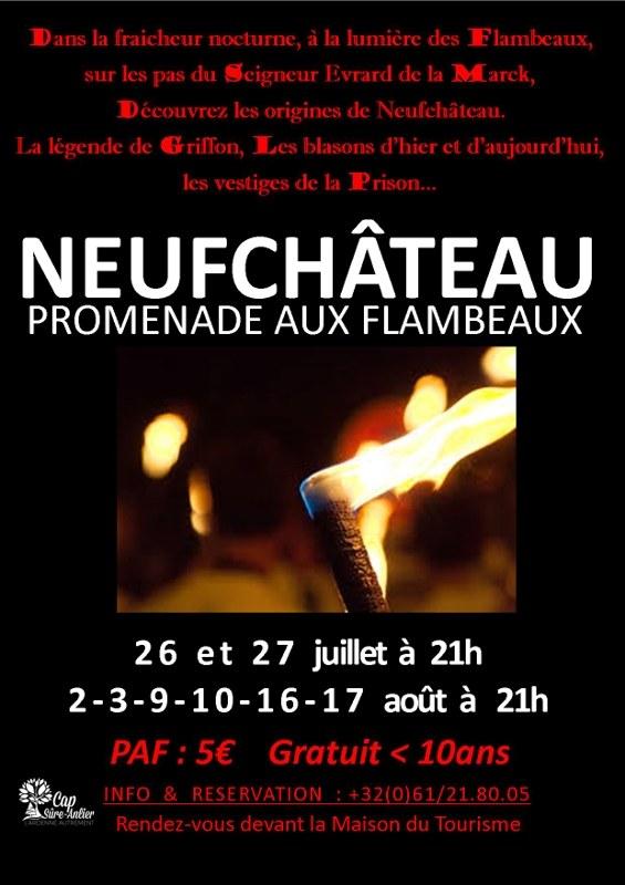 promenade flambeaux