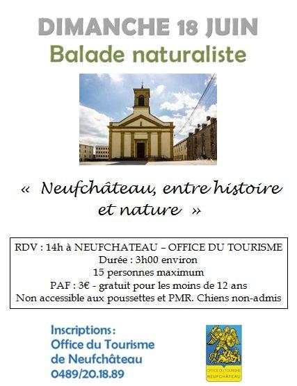 Balade naturaliste 18/06/17