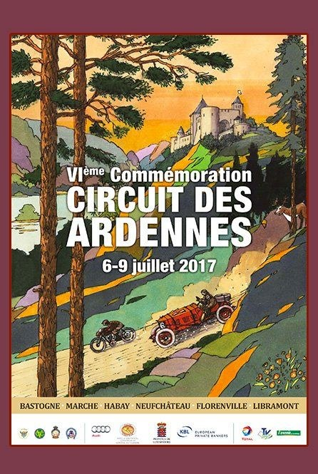 circuit Ardennes