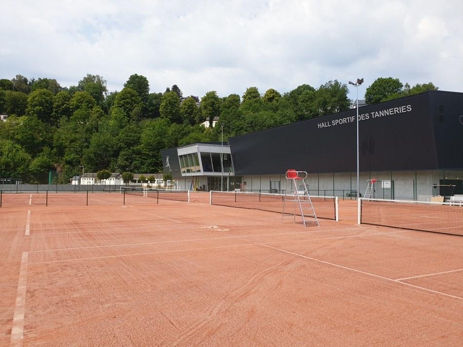 Tennis extérieur